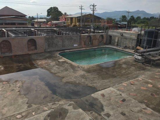 Piarco, Тринидад: I feel like I'm in the Hotel of Revenge of the Nerds 2