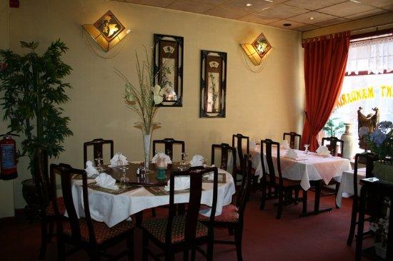 Nivelles, Bélgica: Restaurant