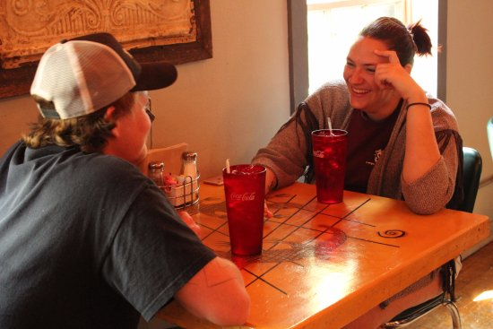 Salado, TX: Joy only takes a single moment!