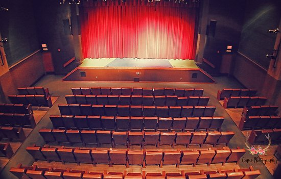 Enid, OK: Gaslight's Main Stage - Availalble for Rental!
