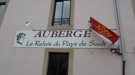 Espezel, Francia: enseigne