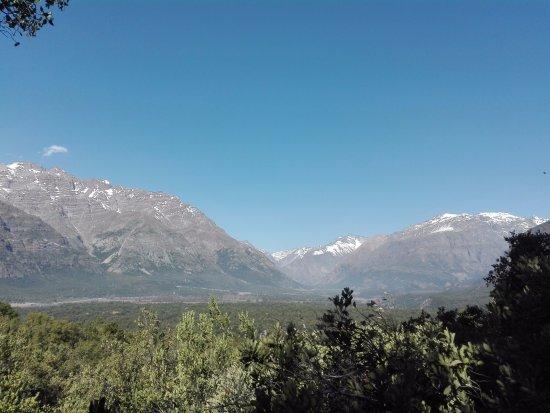 """Reserva Nacional Rio Los Cipreses: Esta es la vista en el sendero de """"Los Peumos"""""""