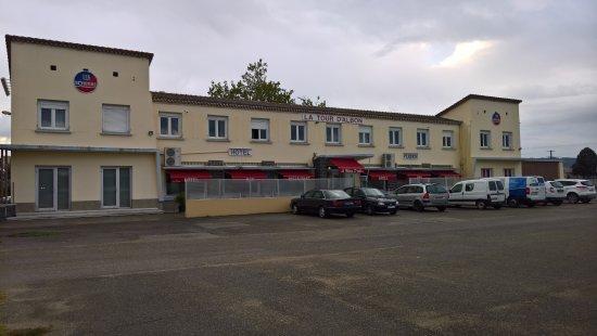 Albon, Prancis: façade