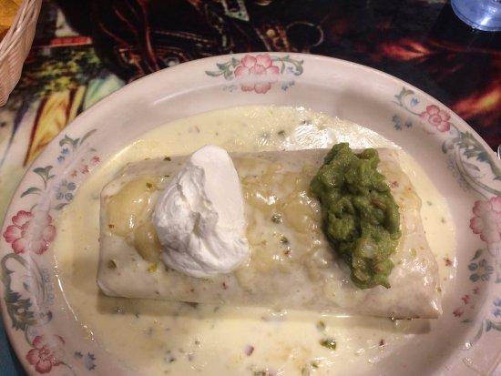Gillette, WY: daily special burrito