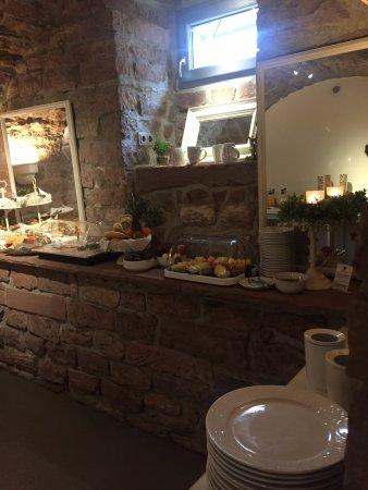 Hotel Villa Marstall: Breakfast room