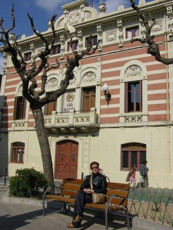 Casa de la vila, Sant Pere de Ribes