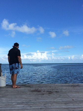 Sands of Islamorada Hotel: Fishing pier