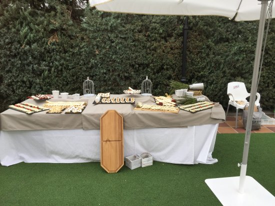 Villanueva del Trabuco, Espagne : Tablas de quesos