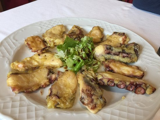 Asador Almiketxu: Varios platos del Almiketxu