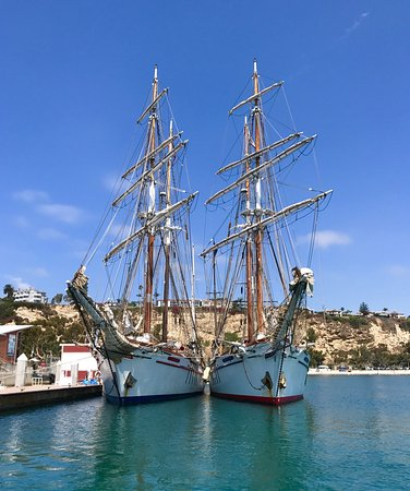 Dana Point, CA: 32nd Annual Sept Tall Ships Festival! OCEAN INSTITUTE Hosts a Fleet of Historic Tall Ships that