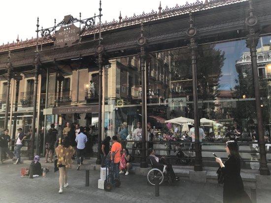 Photo of Mercado de San Miguel in Madrid, , ES