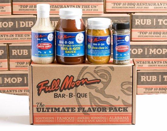 Alabaster, AL: The ultimate flavor pack.