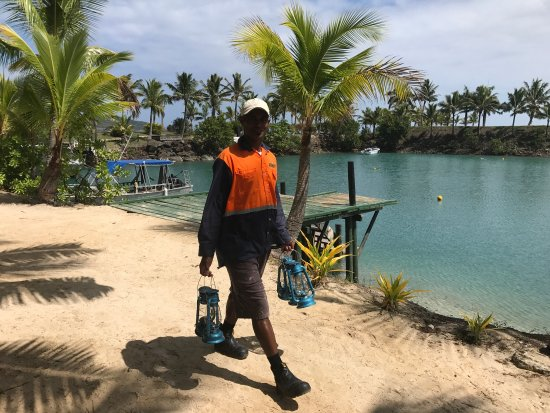 Rakiraki, Fidschi: Delightful stay for a wedding....spoiled by all the staff!