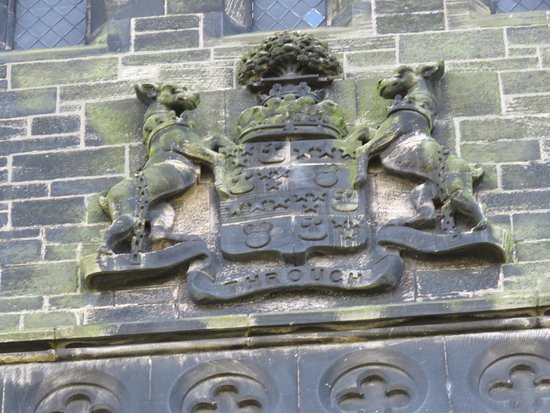 Bo'ness Old Kirk: coat of arms