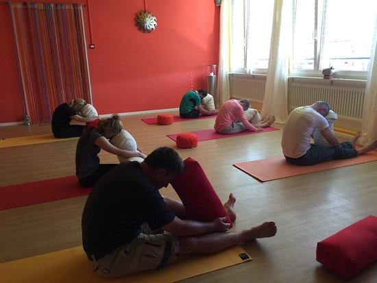 Weggis, Switzerland: Yin Yoga Friday nights