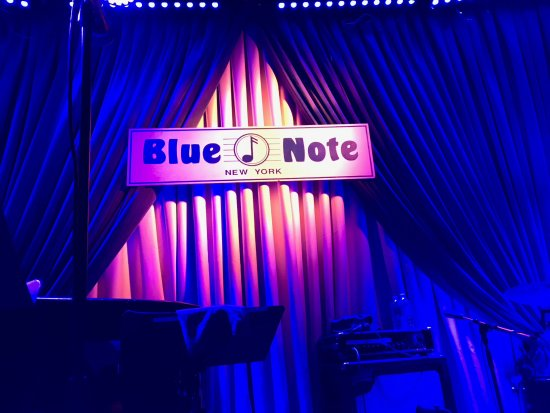 Photo of Tourist Attraction Blue Note Jazz Club at 131 W 3rd St, New York, NY 10012, United States
