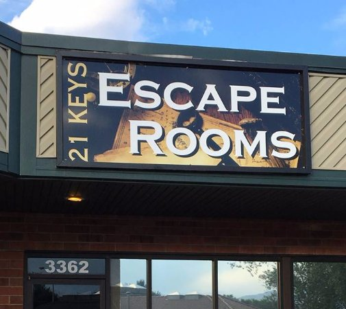 21 Keys Escape Rooms