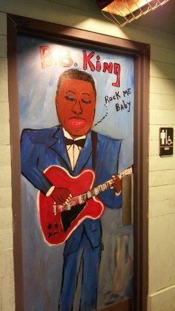 Greenbelt, MD: Men's bathroom door