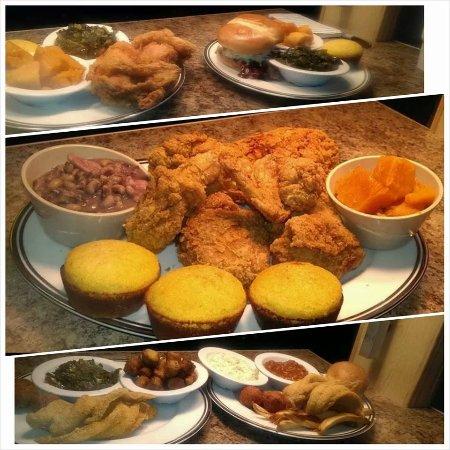 Soul Food Picture Of Williams Soul Food Bentonville Tripadvisor