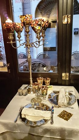 Decoration dans le style Maxim\'s de Paris - Picture of Antico ...