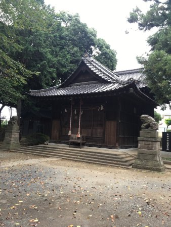 Takimamuro Hikawa Shrine