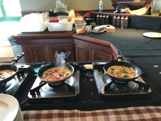 Harrison Hot Springs, Canada: Awesome Omelets!