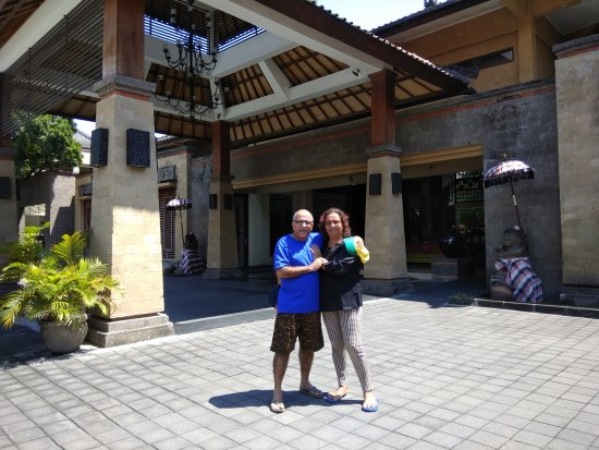 Risata Bali Resort & Spa: We had a very present stay at Risata Bali Resort it's a nice place to stay.