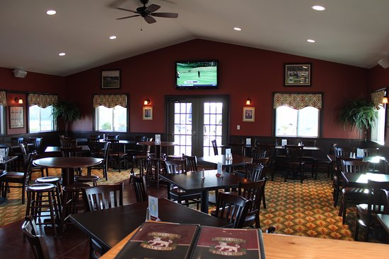South Berwick, เมน: Outlook Tavern Dining Room
