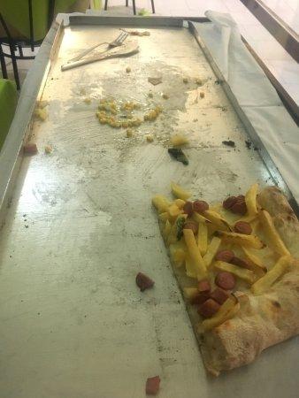 Il Sorrentino: Pizza squisita, finita!