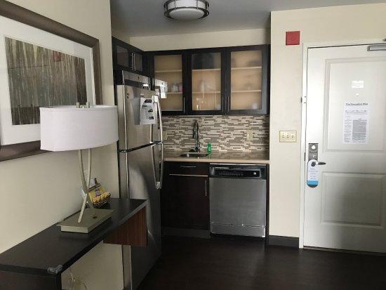 Marquette, MI: Hotel room
