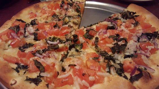 San Marcos, CA: Sicilian pizza special!