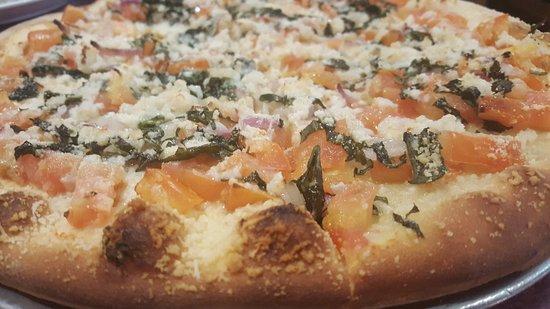 San Marcos, CA: Homemade, fresh pizza!