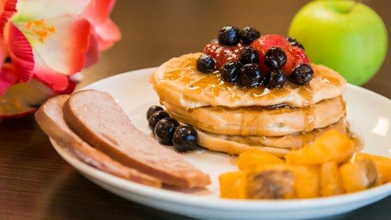 Wainwright, Canadá: Enjoy a complimentary hot breakfast!