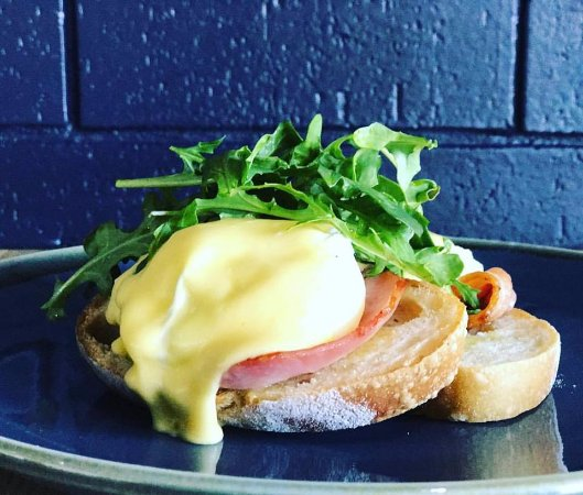 North Haven, Australia: Eggs Benedict