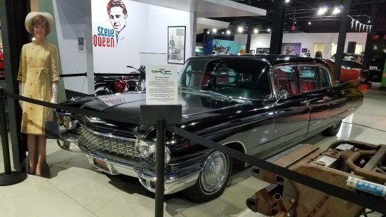 Branson, MO: Jackie Kennedy's Cadillac Limo