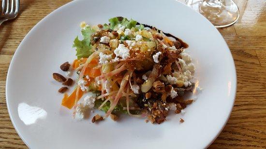 Eastsound, WA: Salad