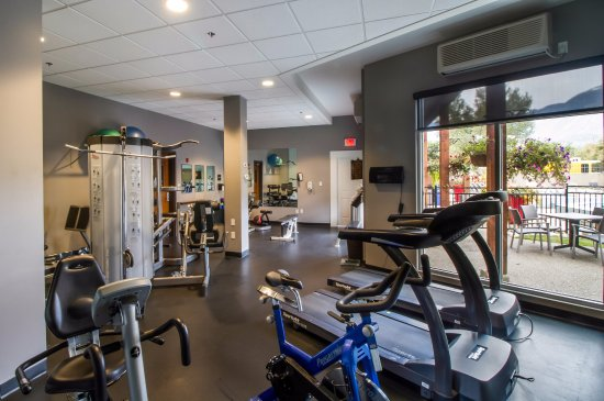 Best Western Plus Revelstoke : Fitness Area