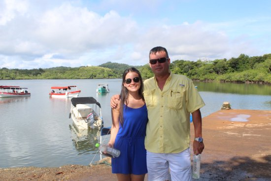 Boca Chica, ปานามา: Family