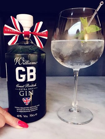 Ilford, UK: CPK Great selection of Gins & drinks