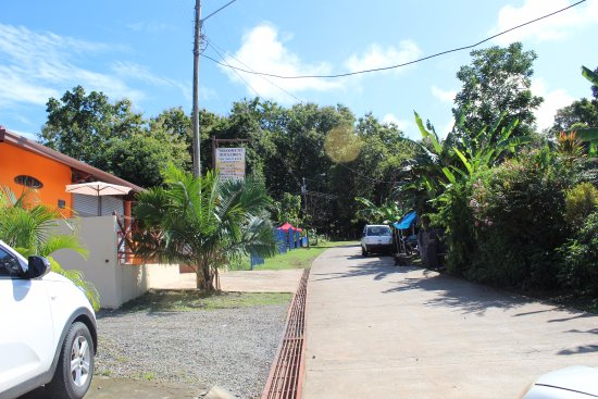 Boca Chica, Panama: The neighborrhood!