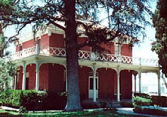 San Jacinto, CA: From the mansion web site. It is a beautiful place to visit.