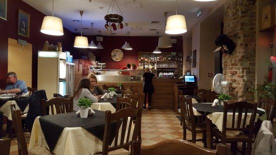 Carpaccio Restauracja Wloska Warszawa Recenzje Restauracji Tripadvisor