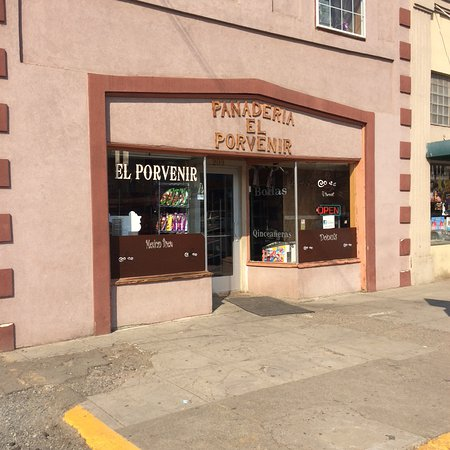 Toppenish, WA: bakery