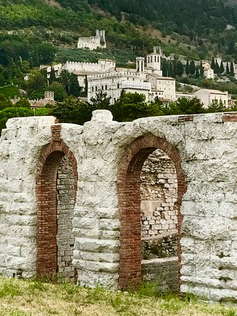 Gubbio, Italy: A nice perspective