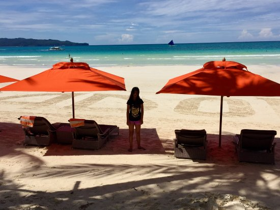 Ambassador in Paradise Resort: The view at the beach