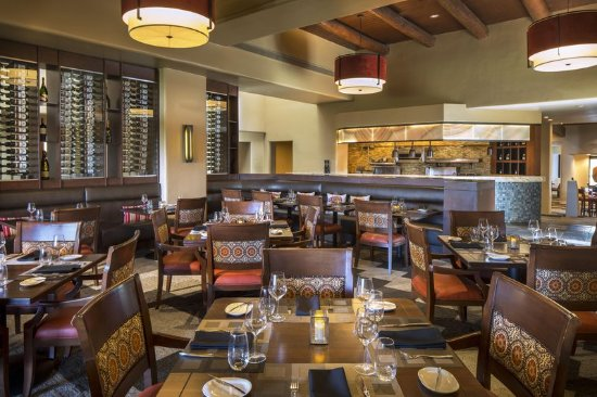 Boulders Resort & Spa, Curio Collection by Hilton: The Grill