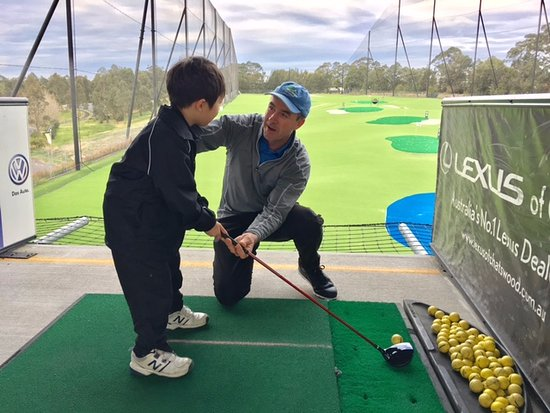Thornleigh, Australia: Junior Clinic Lessons