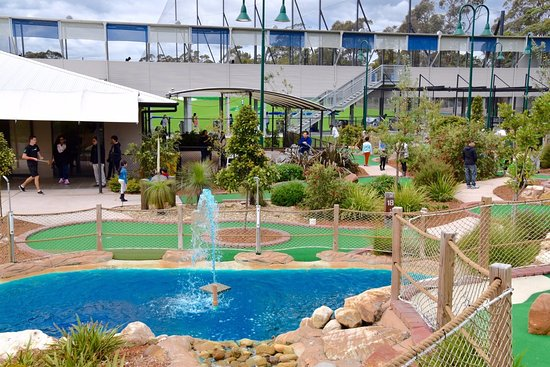 Thornleigh, Australia: Mini Golf Courses