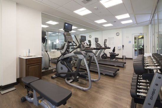 LaPorte, IN: Fitness Center