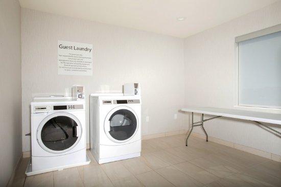 LaPorte, IN: Laundry Facility